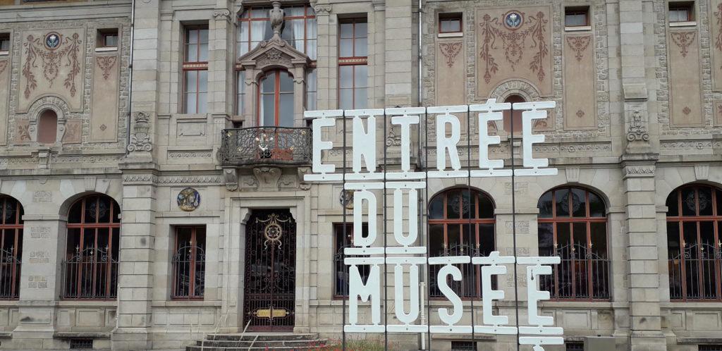 Français langue étrangère + un musée exceptionnel + art+ design
